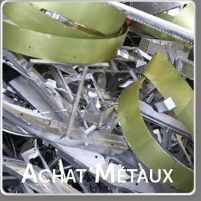 Achat de métaux