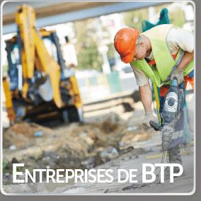 Entreprises de BTP
