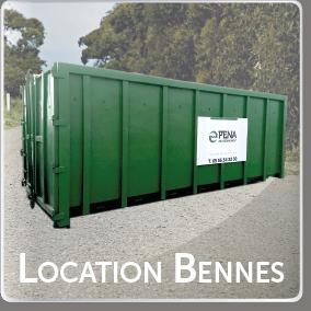 Location Bennes