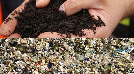 Compost ou CSR du groupe P