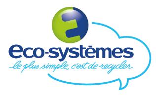 Éco-systèmes le plus simple, c'est de recycler.