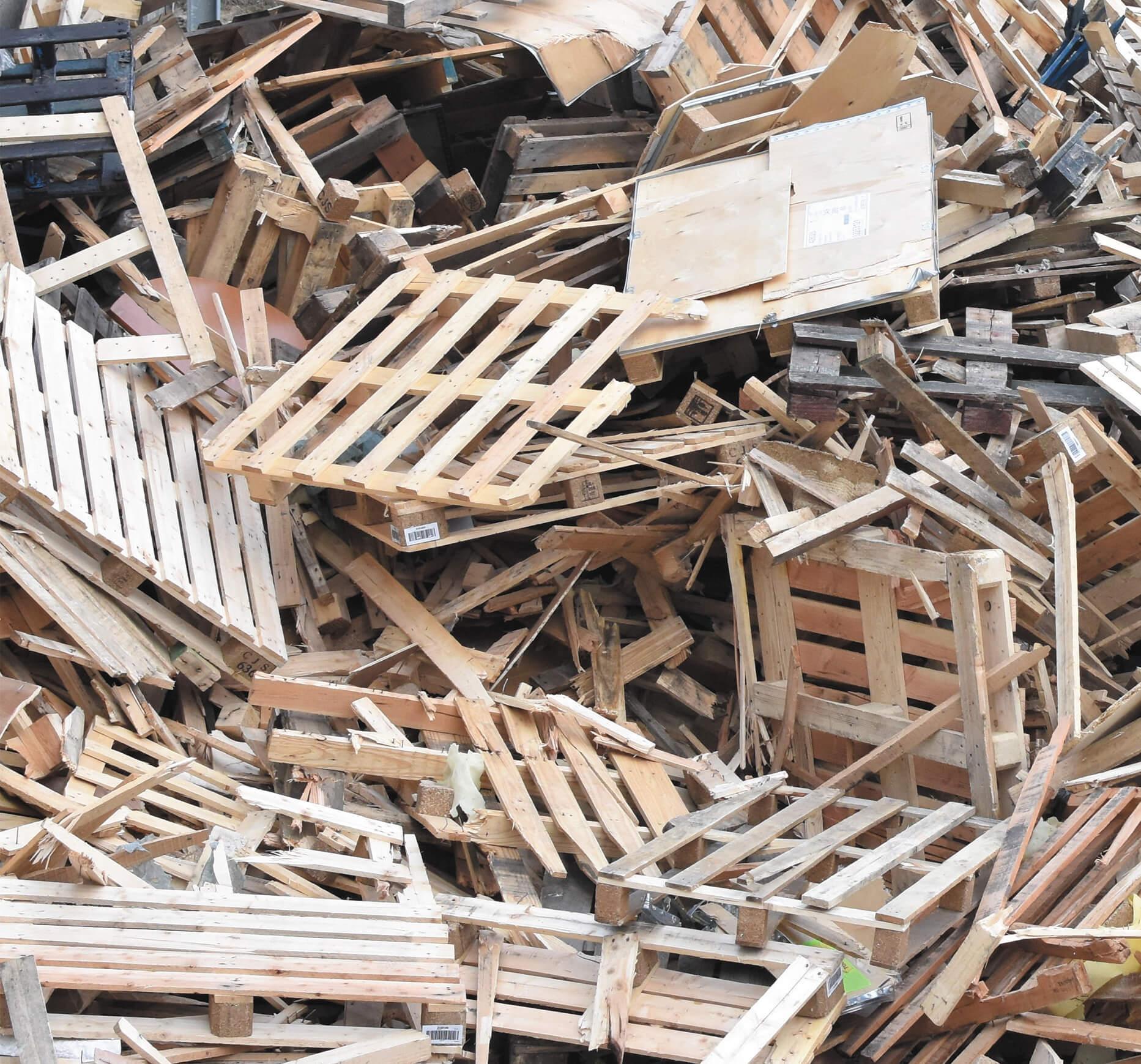 bois palettes btp construction