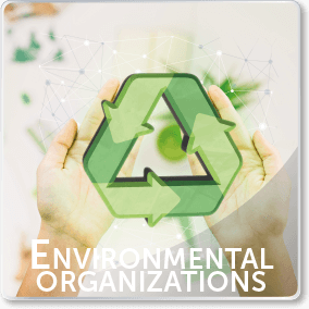Environmental organizations - Pena group
