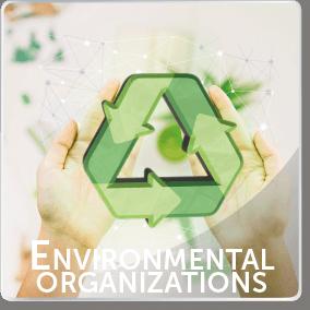 Environmental organizations - Pena group