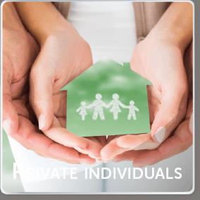 Private indiduals - Pena Group