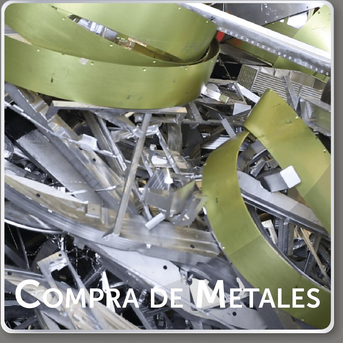 compra de metales