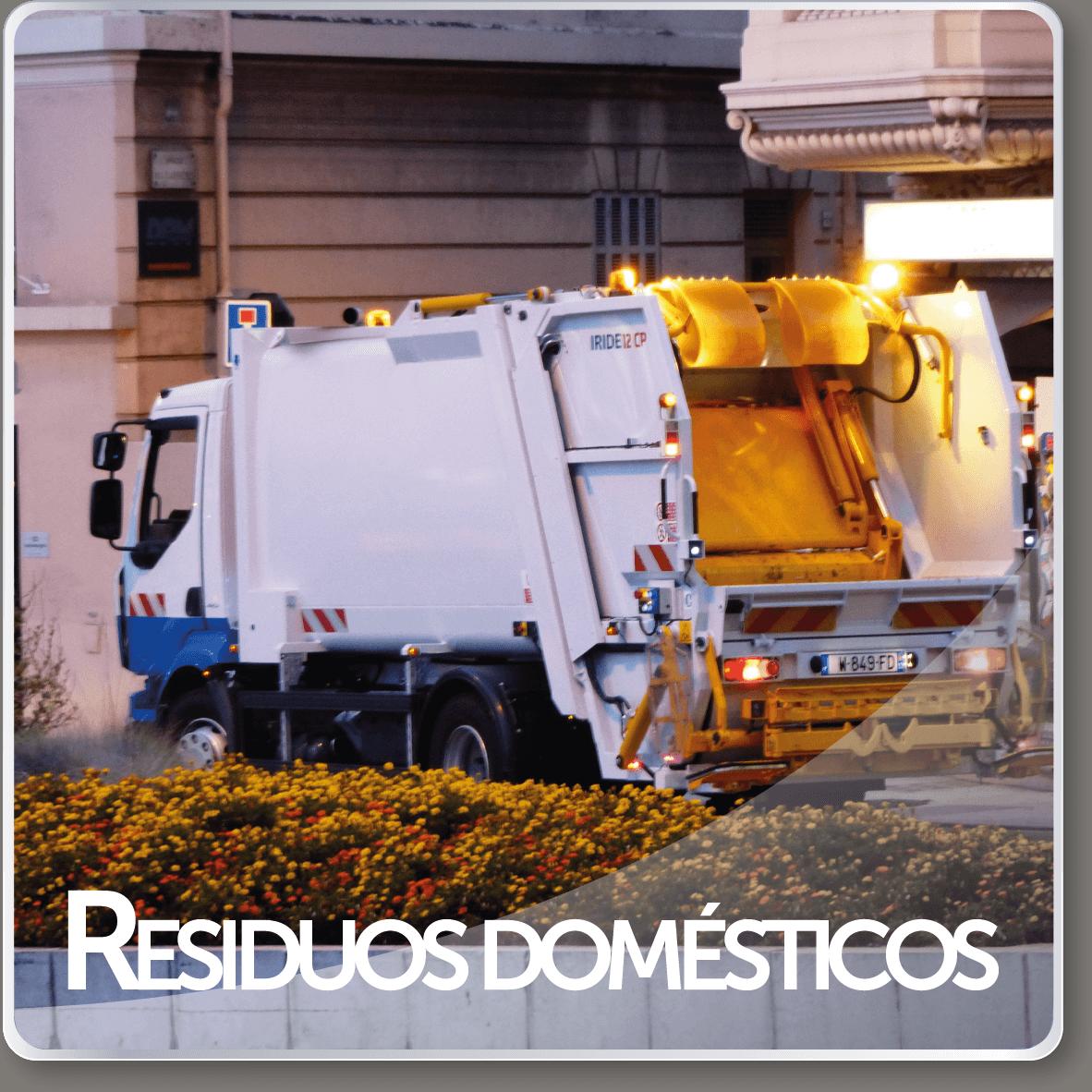 residuos domésticos