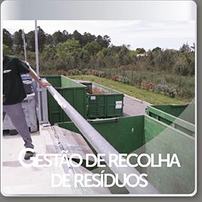 gestao de recolha de residuos
