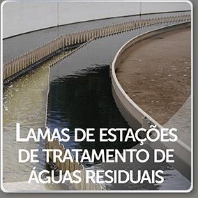 lamas de estaçoes de tratamento de aguas residuais