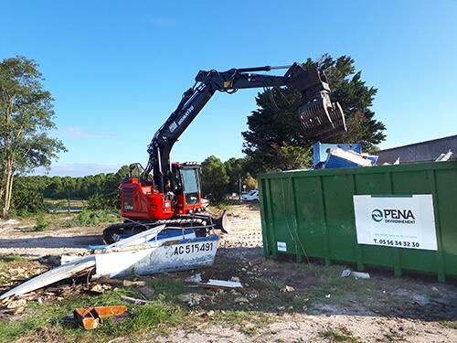 Deconstruction dépollution et recyclage des bateaux de plaisance